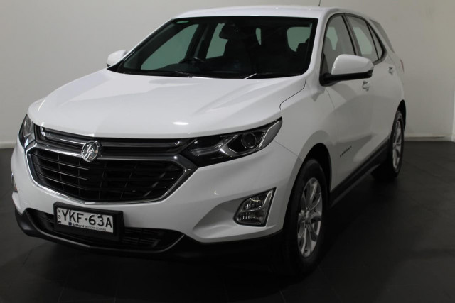2017 MY18 Holden Equinox EQ Turbo LS+ Suv Image 2