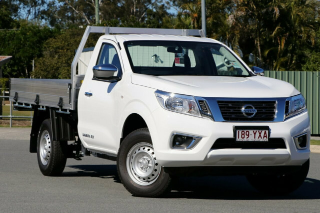 2018 MY19 Nissan Navara D23 Series 3 RX 4X2 Single Cab Chassis Cab chassis