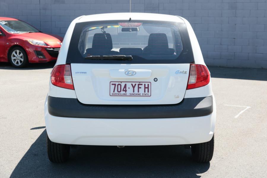 2009 Hyundai Getz TB MY09 SX Hatch Image 4