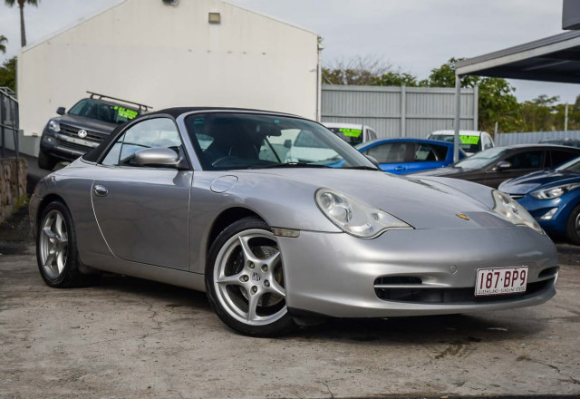 2004 Porsche 911 996 MY04 Carrera Cabriolet Convertible