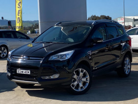 2015 Ford Kuga TF MY15 TREND Wagon