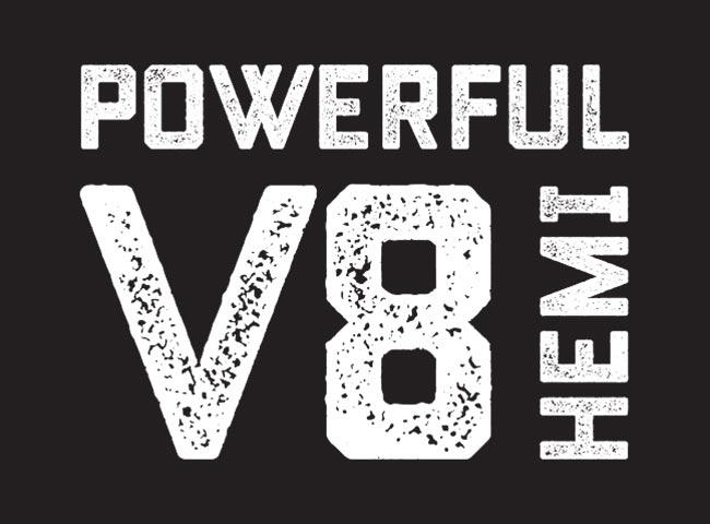 1500 Warlock CLASS-EXCLUSIVE V8 HEMI POWER