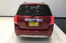 2017 Holden Captiva CG LTZ Awd wagon Image 5