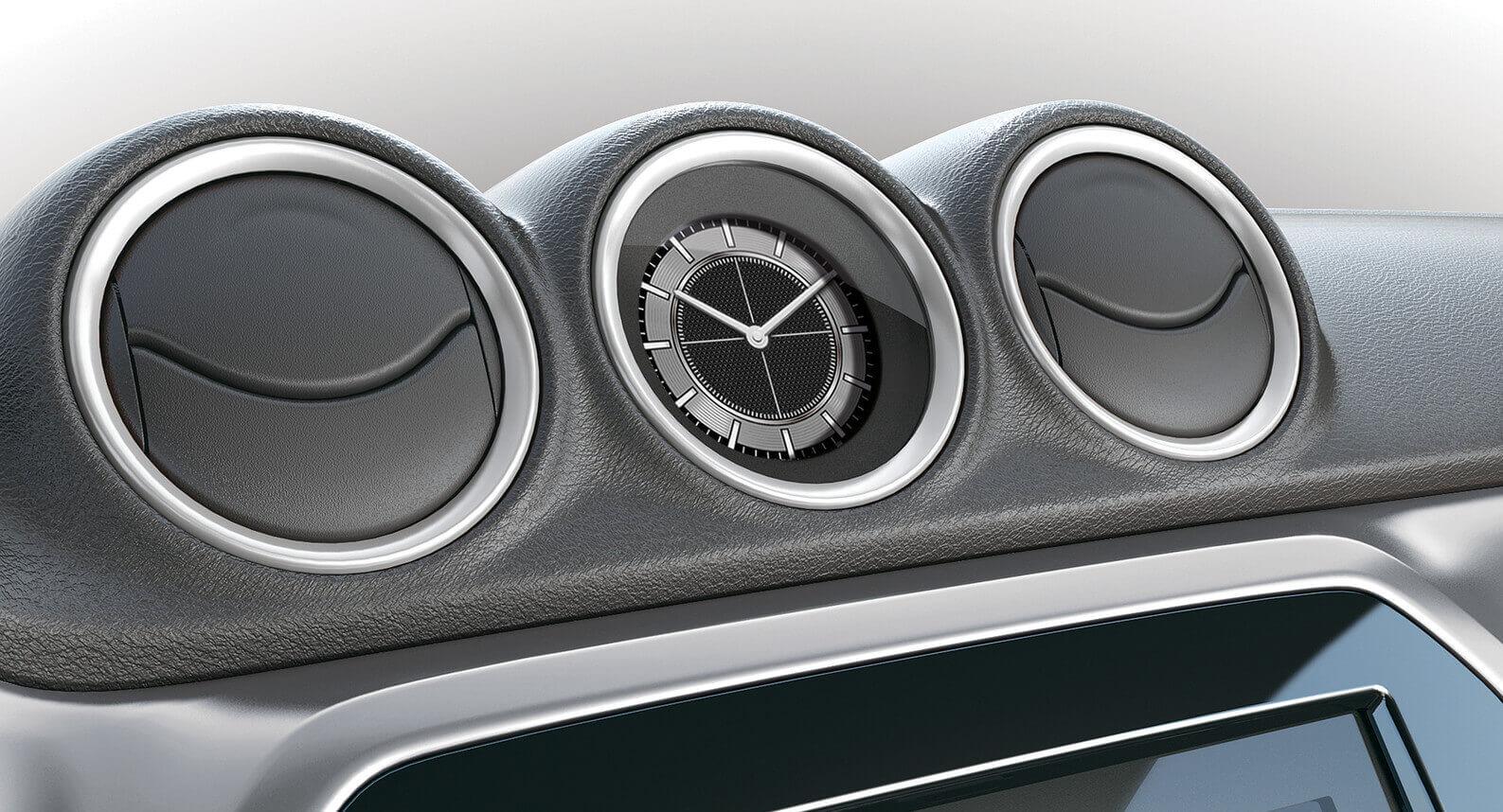 Vitara Air Conditioner Ring Set - White