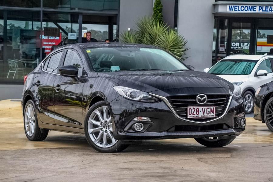 2014 Mazda 3 BM Series SP25 GT Sedan