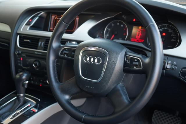 2010 Audi A4 B8 MY10 Sedan Image 15