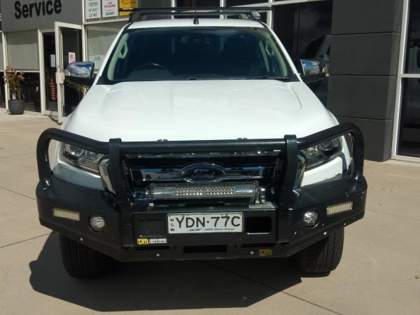 2017 Ford Ranger PX MKII XLT Utility