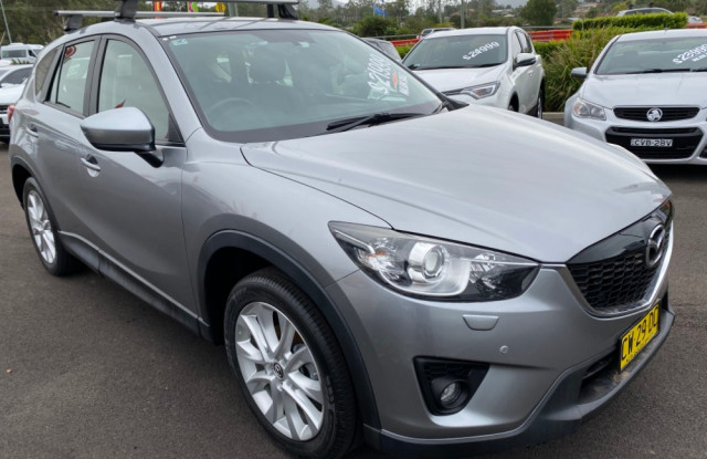 2012 Mazda Cx-5 KE1021 Tw.Turbo Grand Touring Awd wagon