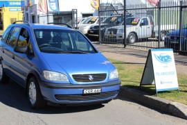 Holden Zafira TT MY03