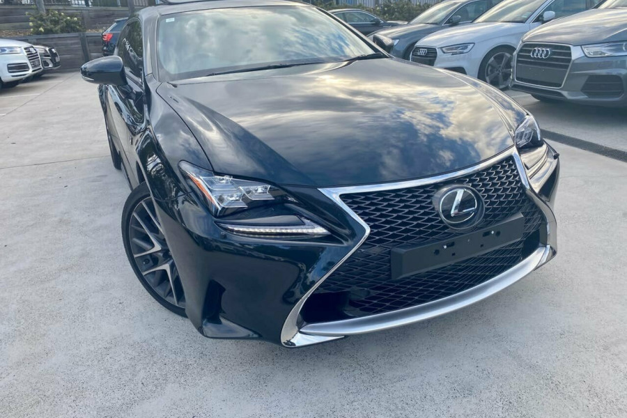 2017 Lexus RC350 GSC10R MY17 F Sport Coupe