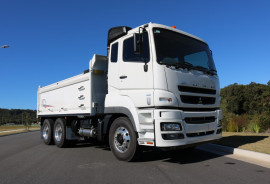 Fuso HEAVY TIPPER + INSTANT ASSET WRITE OFF AUTO FP54