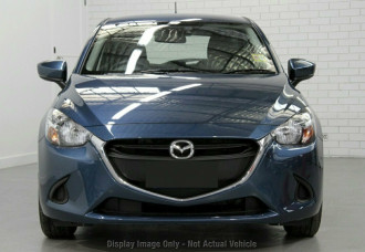 2018 MY19 Mazda 2 DJ2HA6 Neo Hatch Hatchback