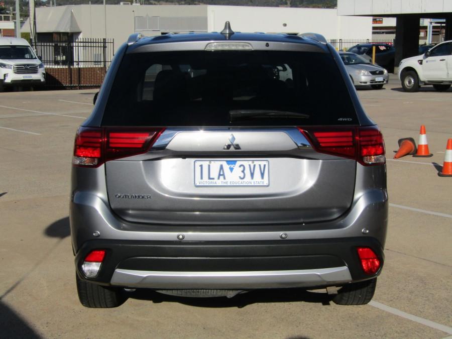 2018 MY18.5 Mitsubishi Outlander ZL LS Suv Image 6