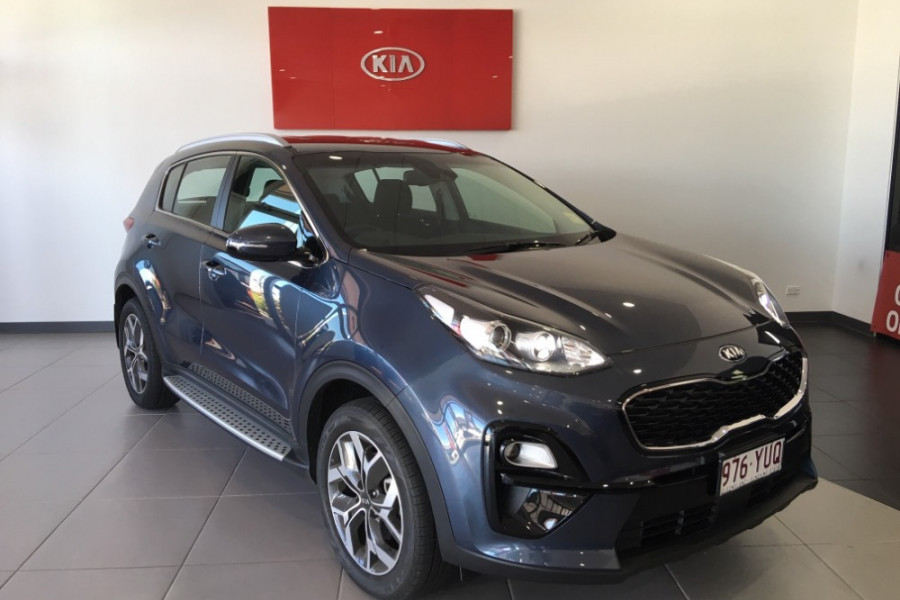 2018 MY19 Kia Sportage QL AO Edition Suv