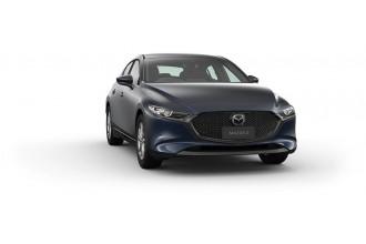 2021 Mazda 3 BP G20 Pure Hatchback Image 5