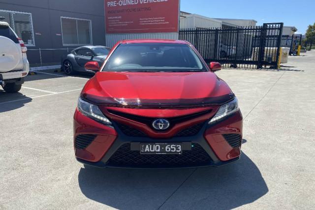 2018 Toyota Camry ASCENT SPORT HYBRID
