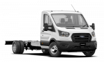 ford Transit Cab Chassis accessories Warwick