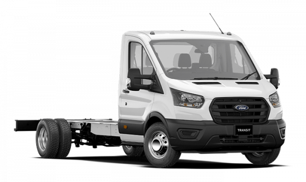 New Ford Transit Cab Chassis