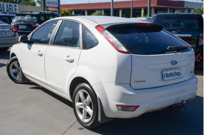 2009 Ford Focus LV TDCi Hatchback Image 4