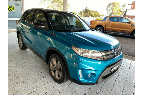 2017 Suzuki Vitara LY Series II Suv Image 4