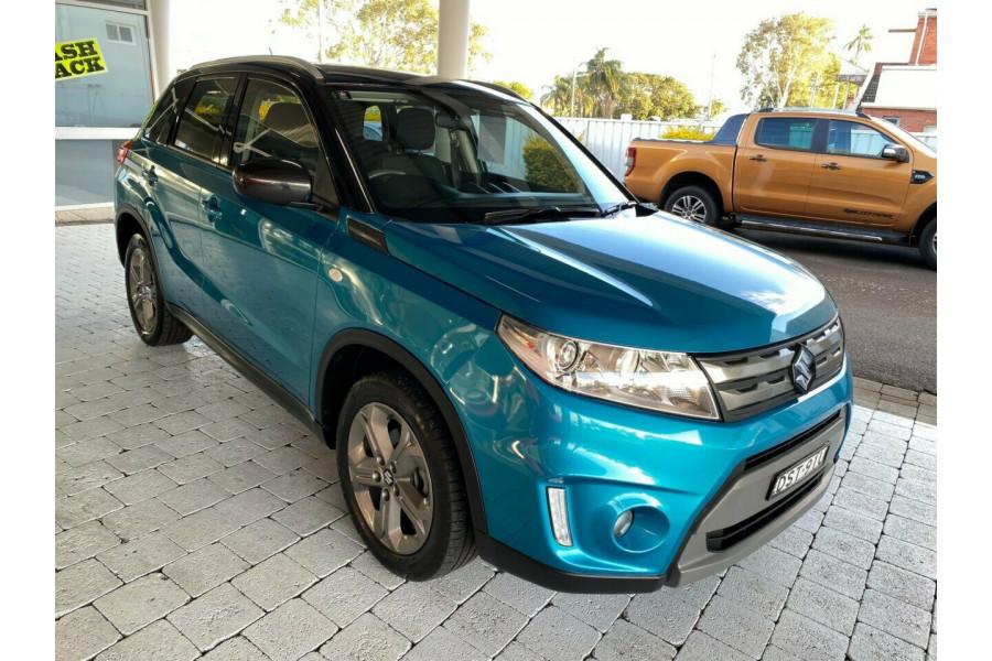 2017 Suzuki Vitara LY Series II Suv