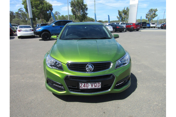 2015 MY16 Holden Commodore VF II MY16 SV6 Wagon Image 2