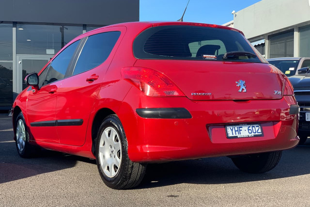 2011 Peugeot 308 XS
