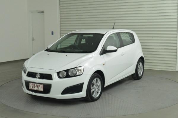 Holden Barina CD TM MY14