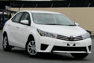 Toyota Corolla Ascent S-CVT ZRE172R