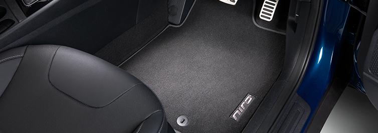 Tailored Carpet Floor Mats