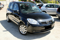 Mazda 2 Maxx DY MY05 Upgrade