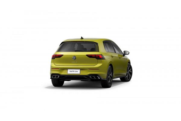 2021 Volkswagen Golf 8 110TSI R-Line Hatchback Image 5