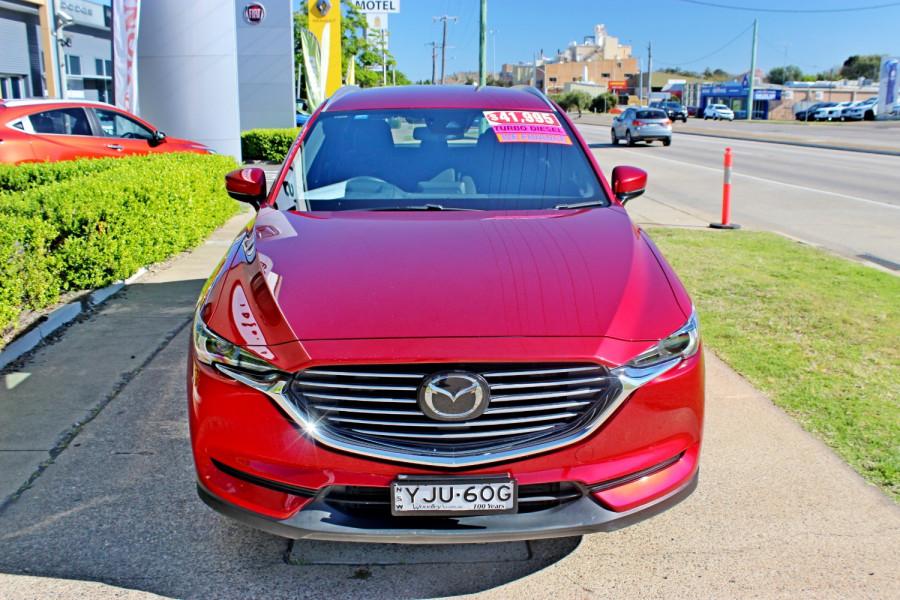 2019 Mazda CX-8 KG4W2A Sport Suv