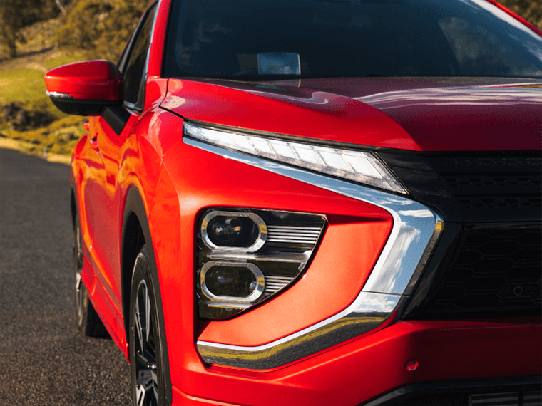 Eclipse Cross Contemporary vision