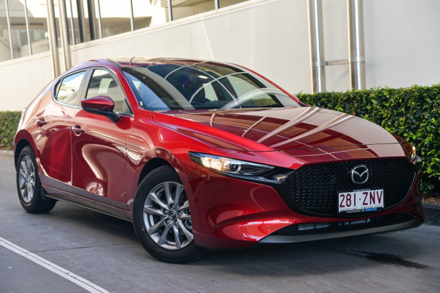 2020 MY19 Mazda 3 BP G20 Pure Hatch Hatchback Mobile Image 2