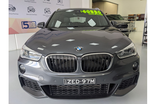 2017 BMW X1 F48 XDRIVE25I Suv Image 3