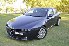 Alfa Romeo 159 JTS - Ti JTS