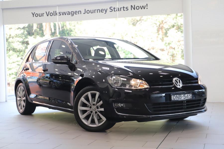 2016 MY17 Volkswagen Golf VII  110TSI Highline Hatch Image 1