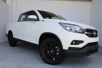 SsangYong Musso XLV Ultimate Q201