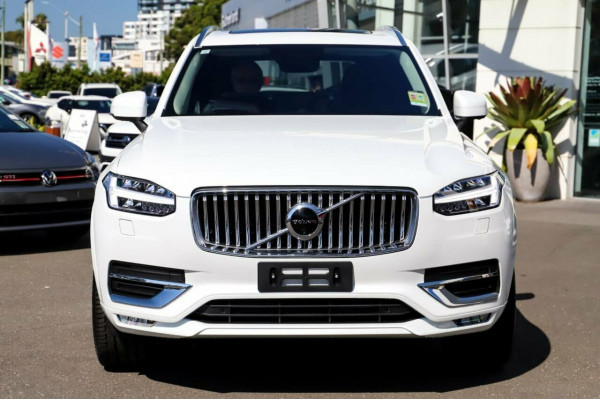 2021 MYon Volvo XC90 L Series T6 Inscription Image 2