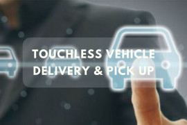 Byrne Ford has touchless vehicle delivery and pick up