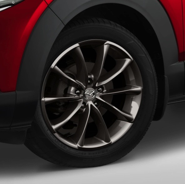 18-Inch Satin Chrome Alloy Wheels