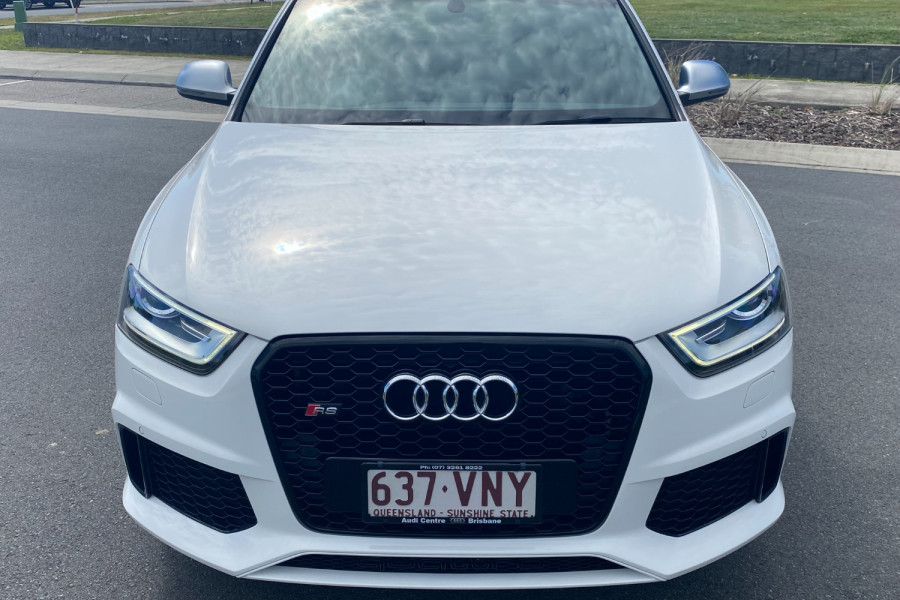 2014 Audi Rs Q3 Image 3