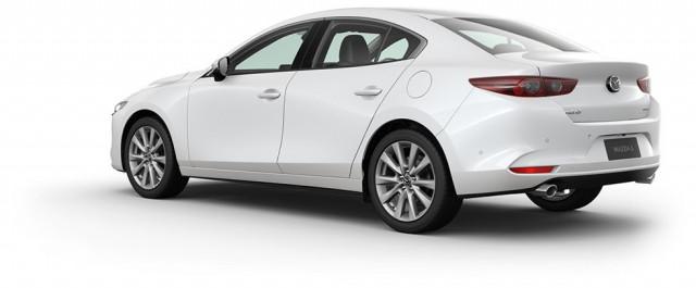 2021 MY20 Mazda 3 BP G25 GT Sedan Sedan Mobile Image 18