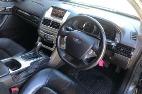 2008 Ford Falcon FG G6E Sedan
