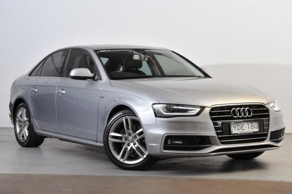 Audi A4 S Line B8 MY15
