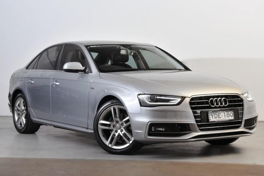2015 Audi A4 S Line