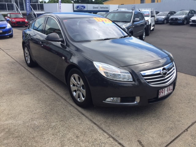 Used 2012 Opel Insignia 12732 The Fraser Coast The Fraser