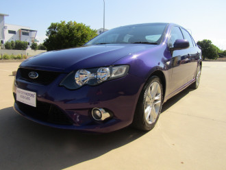 2009 Ford Falcon Xr6 FG XR6 Sedan Image 5