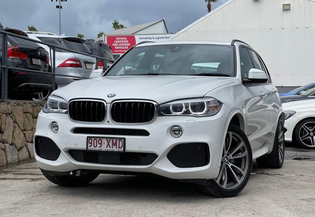 2017 BMW X5 F15 xDrive30d Suv